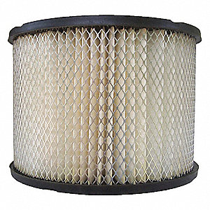 Air Filter,Element Only,5-1/2in.H.