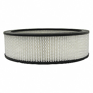 Air Filter,Element Only,4-1/16in.H.