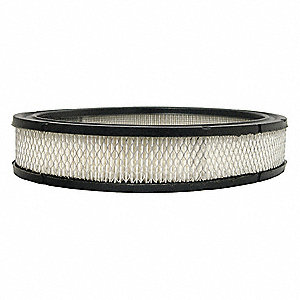 Air Filter,Element Only,1-15/16in.H.