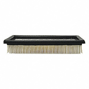 Air Filter,Element Only,1-11/16in.H.
