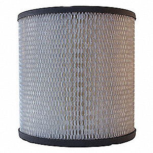 Air Filter,Element Only,5-15/16in.H.