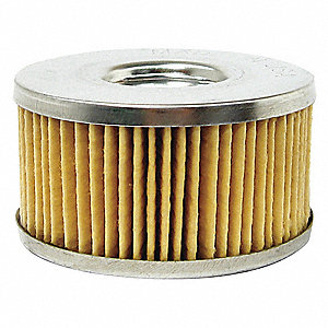 Fuel Filter,1-1/2in.H.2-3/4in.dia.