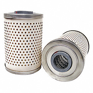 Cartridge Oil Filter, Outside Dia.: 3-3/4""