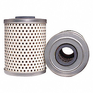 Cartridge Oil Filter, Outside Dia.: 3-1/4""