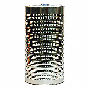 Plastic Cartridge Oil Filter, Black