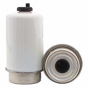 Fuel Filter,5-1/2in.H.3-9/16in.dia.