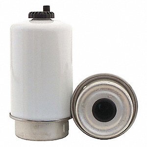Fuel Filter,5in.H.3-1/4in.dia.