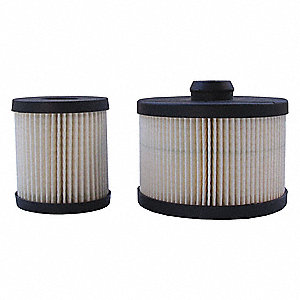 Fuel Filter,3-1/8in.H.3-3/4in.dia.