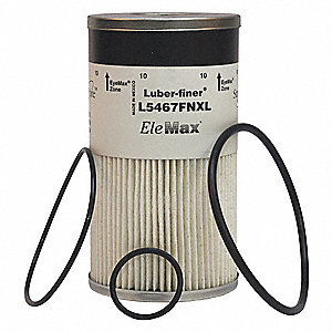 Fuel Filter,7-1/16in.H.3-13/16in.dia.