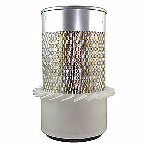 Air Filter,Axial,11-1/2in.H.