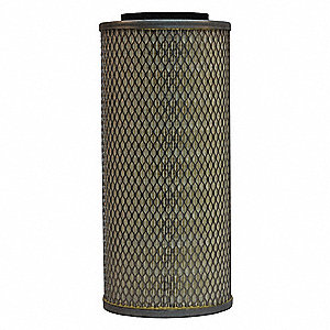 Air Filter,Axial,13-1/8in.H.