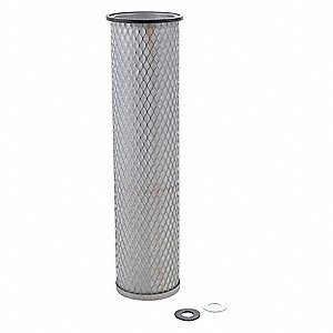 Air Filter,Axial,14-1/8in.H.