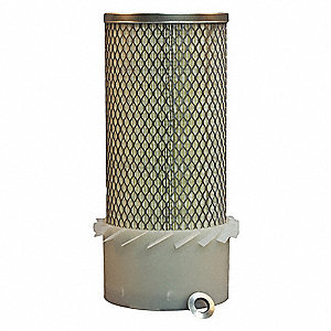 Air Filter,Axial,12-3/8in.H.