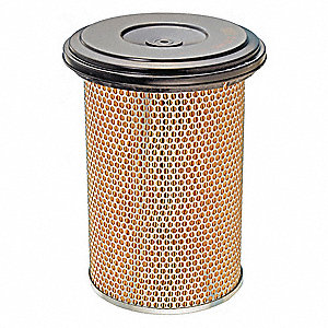 Air Filter,Axial,15in.H.
