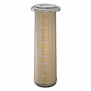 "Air Filter, Round, 28-1/2"" Height, 9-11/16"" Outside Dia."