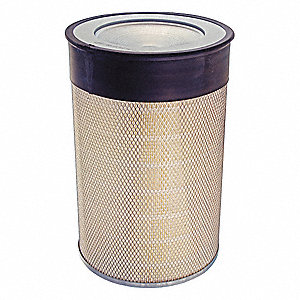 Air Filter,Element Only,22-1/2in.H.