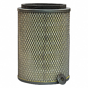 Air Filter,Axial,10-1/2in.H.