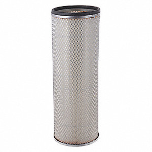 "Air Filter, Round, 20-7/8"" Height, 7-3/8"" Outside Dia."