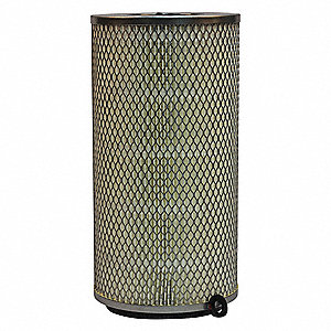 Air Filter,Axial,13in.H.