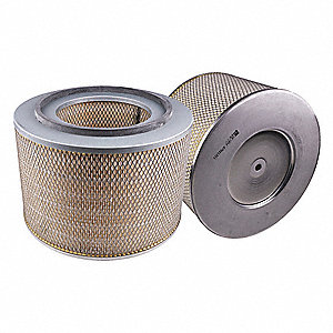 Air Filter,Axial,9-1/2in.H.