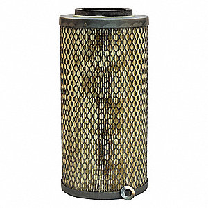 "Air Filter, Round, 10-11/16"" Height, 5-5/16"" Outside Dia."