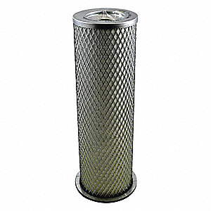 Air Filter,Element Only,13-1/16in.H.