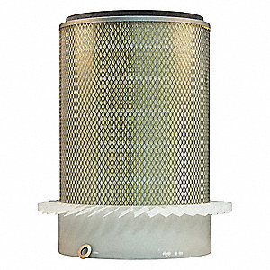 Air Filter,Element Only,18-1/2in.H.