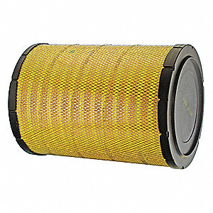 Air Filter,Radial,18-11/16in.H.