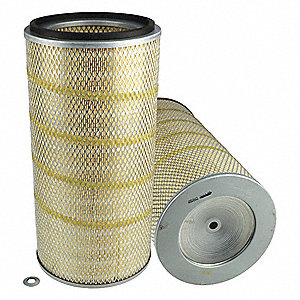 Air Filter,Axial,18-3/8in.H.