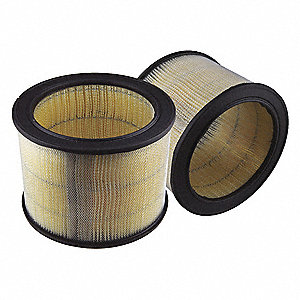 Air Filter,Element Only,6-5/8in.H.