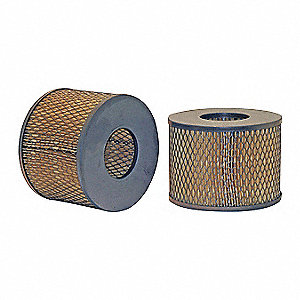 Air Filter,Element Only,5-5/8in.H.