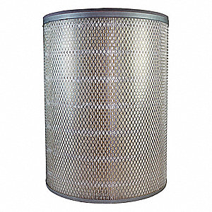 Air Filter,Axial,18-1/4in.H.