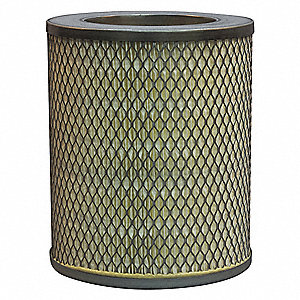 Air Filter,Axial,8in.H.