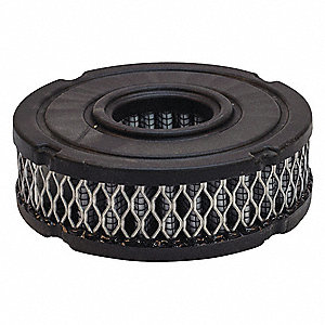 Air Filter,Element Only,1-3/8in.H.