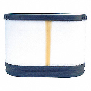 Air Filter,Element Only,8-3/4in.H.