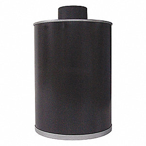 Air Filter,Element Only,10-3/8in.H.