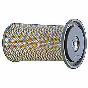 Air Filter,Element Only,15-9/16in.H.