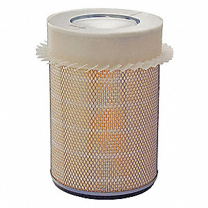 Air Filter,Element Only,16-1/2in.H.