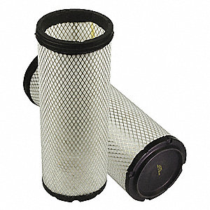 Air Filter,Radial,16in.H.