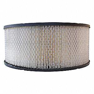Air Filter,Element Only,5in.H.