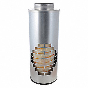 Air Filter,Element Only,25-13/16in.H.