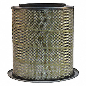 Air Filter,Element Only,16-1/4in.H.