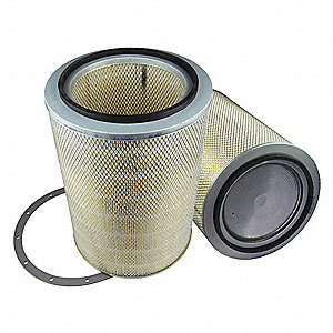 Air Filter,Element Only,20in.H.