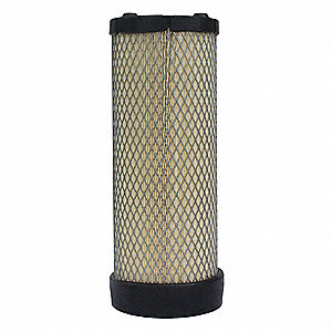 "Air Filter, Radial, 11-1/8"" Height, 4-3/8"" Outside Dia."