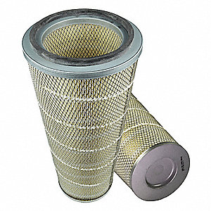 Air Filter,Axial,22-1/2in.H.