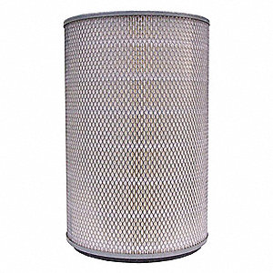 Air Filter,Axial,17-3/4in.H.