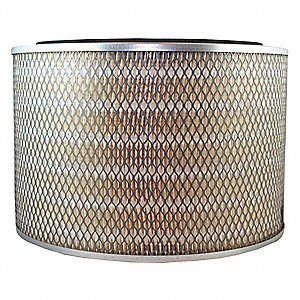 Air Filter,Element Only,8-5/8in.H.