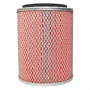 Air Filter,Axial,7-7/8in.H.