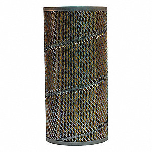 Air Filter,Axial,10-15/16in.H.