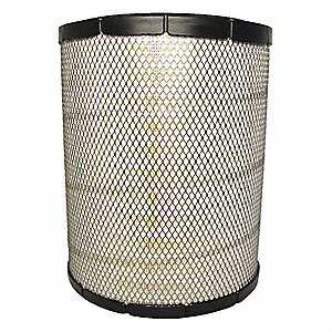 Air Filter,Radial,16-7/16in.H.